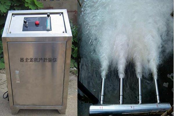 فروش ژنراتور حباب اکسیژن