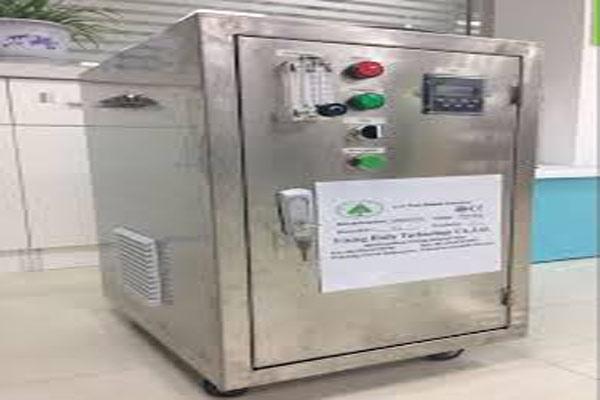 ژنراتور حباب اکسیژن نانو